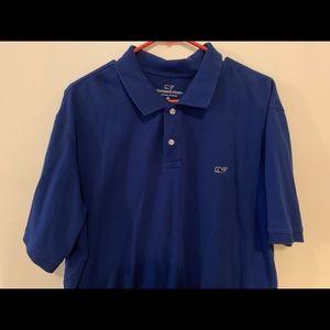 Men's vineyard vines polo shirt
